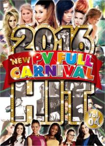 誰もが大好き!最強の選曲!【洋楽DVD・Mix DVD】New PV Full Carnival Vol.4 -2016 Hit- / V.A【M便 6/12】