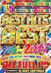 【洋楽DVD・洋楽 MixDVD】Best Hits Best 2016-2017 / DJ BeatControls