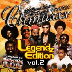 Climaxxx Legendz Edition Vol.2 / DJ Bo【M便 1/12】
