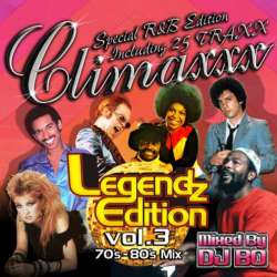 伝説的な名曲のみでMix!!!【MixCD】Climaxxx Legendz Edition Vol.3 / DJ Bo【M便 1/12】