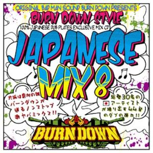 ビッグサウンド怒涛のnon Stop Mix!【MixCD・MIX CD】Burn Down Style -Japanese Mix 8- / Burn Down【M便 2/12】