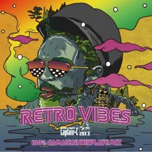ダンスホール、サウンドファンは必聴!【MixCD】Retro Vibes 100% Jamaican Dubplate Mix / Captain-C 20XX【M便 2/12】