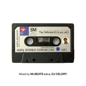 このMixでビギーを久々に聴いてがっつりハマッて!【洋楽 MixCD・MIX CD】The Notorious B.I.G. Mix Vol.1 / Mr.Beats aka DJ Celory【M便 2/12】