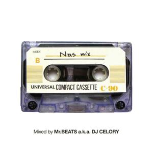 【洋楽CD・洋楽 MixCD】Nas Mix / Mr.Beats aka DJ Celory