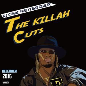 新譜・ヒップホップ・R&BThe Killah Cuts -December- / DJ Chari