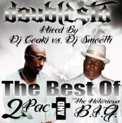 Doublesta -The Best Of 2Pac & The Notorious B.I.G.- / DJ Coaki VS. DJ Smooth【M便 2/12】