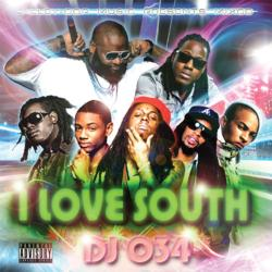 I Love South / DJ 034【M便 5/12】