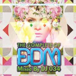 現在大流行しているEDM!!【MixCD】The Complete Of EDM / DJ 034【M便 2/12】