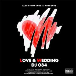 """Love""をテーマにした内容!!【MixCD】Love & Wedding / DJ 034【M便 1/12】"