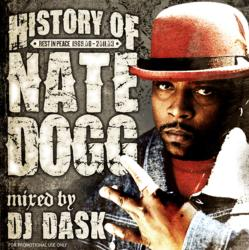 History Of Nate Dogg / DJ Dask【M便 2/12】