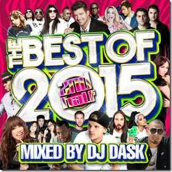 前作も超HIT中!2015年2nd Halfベストが遂に登場!【MixCD】The Best Of 2015 2nd Half / DJ Dask【M便 2/12】