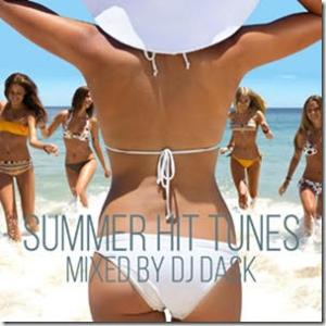 この夏1番盛りアガれる!!【洋楽 MixCD・MIX CD】Summer Hit Tunes / DJ Dask【M便 2/12】