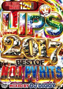 Lips 2017 -Best Of No.1 PV Hits- / DJ Diggy