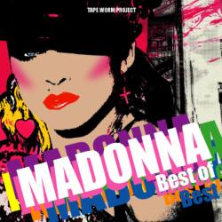 Best Of Madonna -CD-R- / Tape Worm Project【M便 1/12】