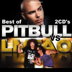 Best Of Pitbull vs LMFAO -2CD-R- / Tape Worm Project【M便 2/12】