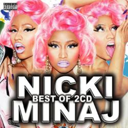 ニッキー・ミナージュベスト・2枚組【MixCD】Best Of Nicki Minaj -2CD-R- / Tape Worm Project【M便 2/12】