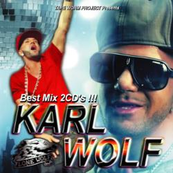 カールウルフベスト・2枚組【MixCD】Best Karl Wolf Mix -2CD-R- / Tape Worm Project【M便 2/12】
