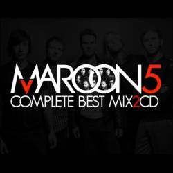 後世に残るベストMixはコレだ!!!【MixCD】Maroon 5 Complete Best Mix -2CD-R- / Tape Worm Project【M便 2/12】