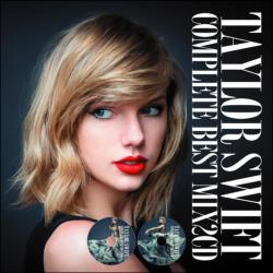 遂に出ました!テイラースウィフト★ベストMix!【MixCD・MIX CD】Taylor Swift Complete Best Mix -2CD-R- / Tape Worm Project【M便 2/12】