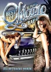 チカーノラップ・PV集【DVD】Best Of Chicano Rap 4 / DJ Floyd【M便 5/12】