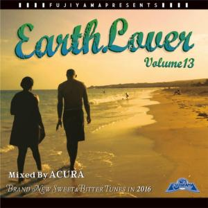 【洋楽CD・MixCD】Earth Lover Vol.13 / Acura from Fujiyama Sound