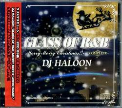 R&B・クリスマス【MixCD】Glass Of R&B 2CD -Merry Merry Christmas- / DJ Haloon【M便 2/12】