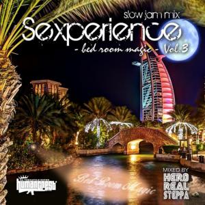 激甘チューンでムード抜群!「子作り応援Mix」【MixCD・MIX CD】Sexperience -Bed Room Magic- Vol.3 / Hero Realsteppa【M便 1/12】