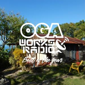 【洋楽 MixCD・MIX CD】Oga Works Radio Mix Vol.3 -Best Of The Year- / Jah Works