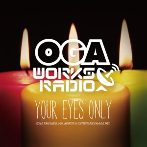 レゲエ・愛の歌・ラヴソングオンリー!Oga Works Radio Mix Vol.4 -Your Eyes Only- / Jah Works