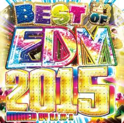 2015年総まとめEDM最強ベスト盤!【MixCD・MIX CD】Best Of EDM 2015 / DJ Jo-Ji【M便 2/12】