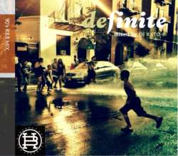 Urban 90's R&B Mix!!【MixCD】Definite -90′s R&B Mix- / DJ Kato-P【M便 2/12】