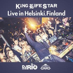 レゲエ・ライブ音源King Life Star Live In Helsinki, Finland / King Life Star From Rio
