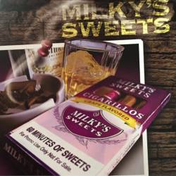 HIPHOP,R&Bのルーツに迫るサンプリングネタシリーズ!【MixCD】Milky's Sweets / DJ Milky【M便 1/12】