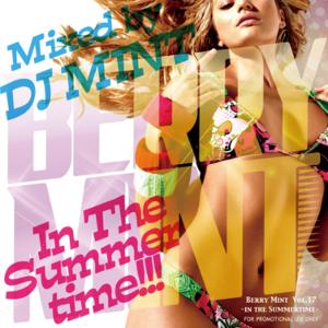 夏を120%にするためのマストな1枚!【洋楽 MixCD・MIX CD】Berry Mint Vol.17 -In The Summertime- / DJ Mint【M便 2/12】