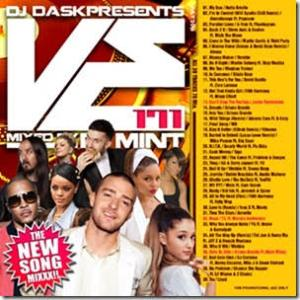 最新リリース曲を厳選&Mix!!【洋楽 MixCD・MIX CD】DJ Dask Presents VE171 / DJ Mint【M便 2/12】