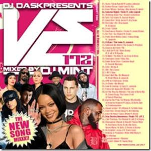 今月も激ヤバ話題曲をMix!!【洋楽 MixCD・MIX CD】DJ Dask Presents VE172 / DJ Mint【M便 2/12】