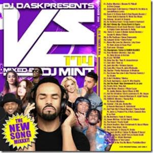 毎月最新リリース曲を厳選&Mix!【CD・洋楽 MixCD】DJ Dask Presents VE174 / DJ Mint【M便 2/12】