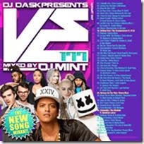 毎月最新リリース曲を厳選&MIX!【洋楽CD・MixCD】DJ Dask Presents VE177 / DJ Mint【M便 2/12】