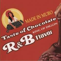 待望の再発売決定!!【MixCD】Taste Of Chocolate R&B Flavor -Remasterd Edition- / Muro【M便 1/12】