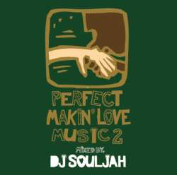 最高の空間にしてください!【MixCD】Perfect Makin' Love Music 2 / DJ Souljah【M便 2/12】