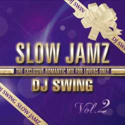 極上のSlow R&B満載!!【MixCD】Slow Jamz Vol.2 / DJ Swing【M便 2/12】