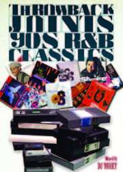 最強の90'S R&Bclassics MixDVD!!【DVD】Throwback Joints 90s R&B Classics / DJ Yohey【M便 5/12】