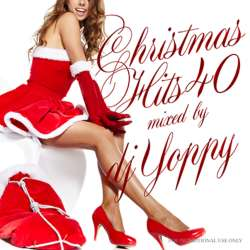 極上のChristmas Mix!!【MixCD】Christmas Hits 40 / DJ Yoppy <YOPCD-02>【M便 2/12】