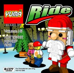 Ride Vol.16 / DJ Yuma【M便 1/12】