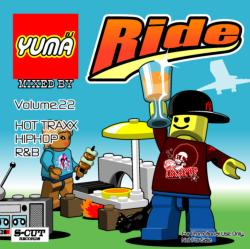 Ride Vol.22 / DJ Yuma【M便 1/12】