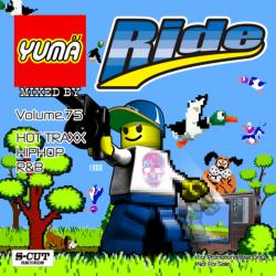 ヒップホップ・新譜Mix【MixCD】Ride Vol.75 / DJ Yuma【M便 1/12】