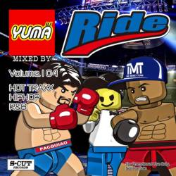 今旬なHip Hop, R&B全部入ってます!【MixCD】Ride Vol.104 / DJ Yuma【M便 2/12】