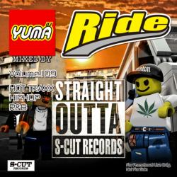 最新のHip Hop、R&B等をバッチリ収録!【MixCD】Ride Vol.109 / DJ Yuma【M便 2/12】