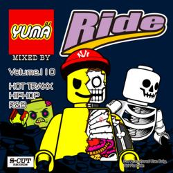 恐ろしいほどのGroove Mix!【MixCD】Ride Vol.110 / DJ Yuma【M便 2/12】