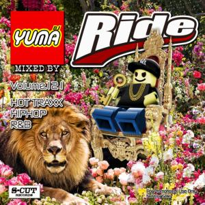 【洋楽 MixCD・洋楽CD】Ride Vol.121 / DJ Yuma
